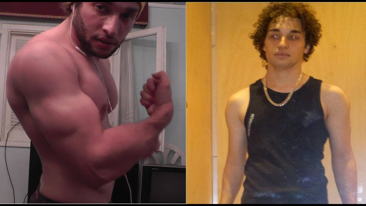 before and after steroids video