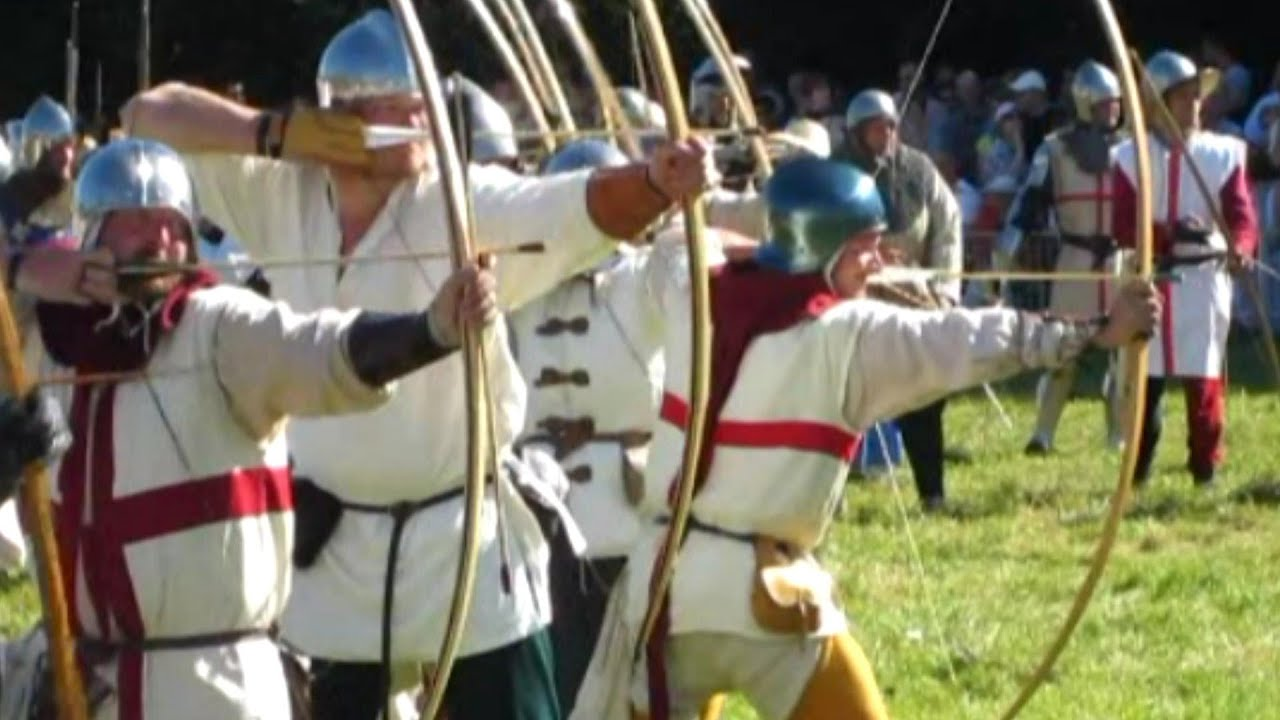 Longbows on the Field of Agincourt (Video 30)
