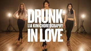 lia kim choreography beyonce drunk in love featjay z