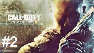 STEALTH MISSION | Call of Duty: Black Ops 2 Campaign Walkthrough Part 2 - Campaign Mission 2