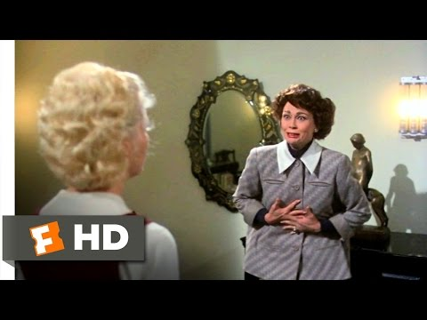 Mommie Dearest (3/9) Movie CLIP - Reasons For Adoption (1981) HD