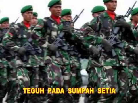 lagu hymne dan mars TNI