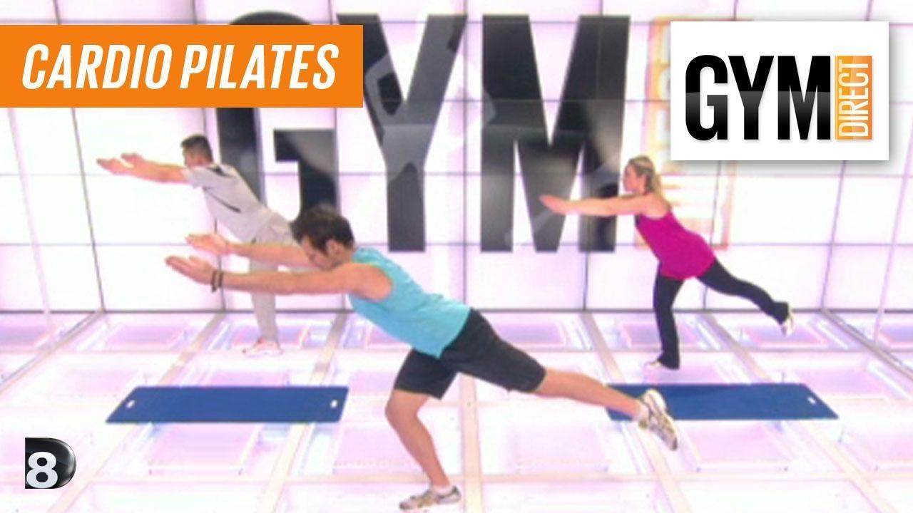 Grandissez vous cardio pilates 2 youtube for Gimnasio cardio pilates