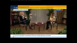 Интервью Председателя Счетной палаты Татьяны Голиковой по итогам 2014 года