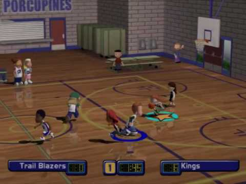 Sony PS2 ▻ Backyard Basketball