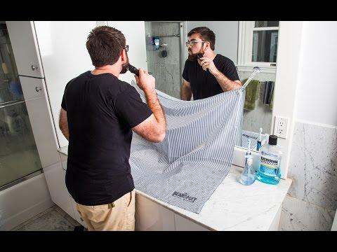 BeardMat - Shaving Cover