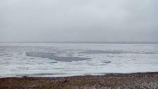 Весна .22.03.2018.ждём ледохода