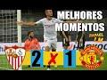 Sevilla 2 x 1 Manchester United - Melhores Momentos (HD) Liga Europa SemiFinais