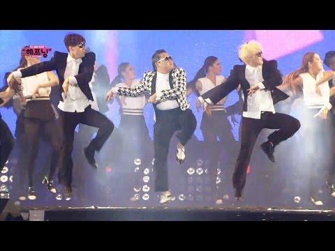 【TVPP】PSY - GENTLEMAN, 싸이 - 젠틀맨 @ PSY Concert 'Happening'