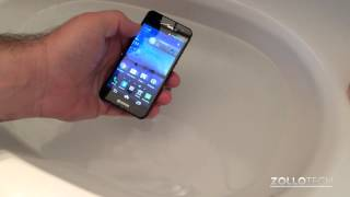 Kyocera Hydro Elite Review with Underwater Test