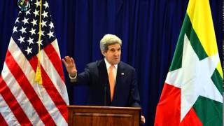 dvb john kerry remarks in nay pyi taw