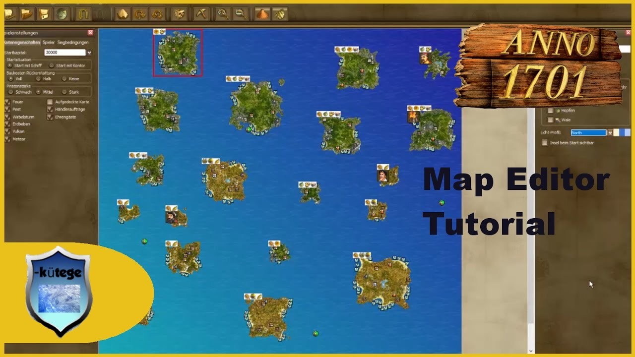 Tutorial how to build a card in anno 1701 map editor youtube tutorial how to build a card in anno 1701 map editor gumiabroncs Choice Image
