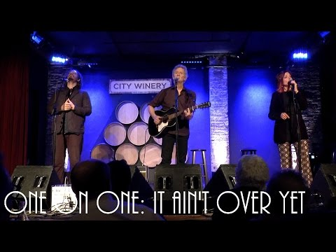 ONE ON ONE: Rodney Crowell w/ Rosanne Cash & John Paul White - It Ain't Over Yet 3/30/17 City Winery