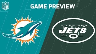 Dolphins vs. Jets | NFL NOW | Week 15 Previews