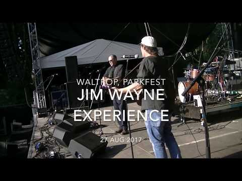 Jim Wayne Experience - Waltrop, Germany, Parkfest 27 Aug 2017