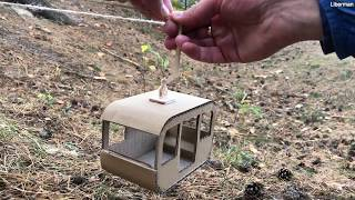 How to make CABLE CAR very simple