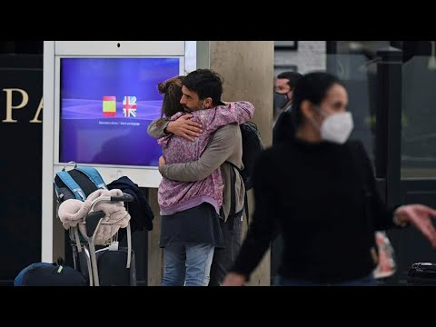 España cancela los vuelos con Reino Unido ante la velocidad de la nueva cepa.