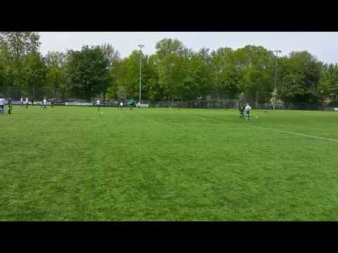 Total Football Academy U13 (IRE) V SV Dios (HOL) U13 May 2015