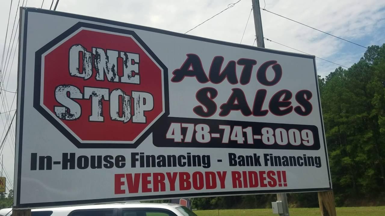 One Stop Auto Sales >> One Stop Auto Sales 478 741 8009 Youtube