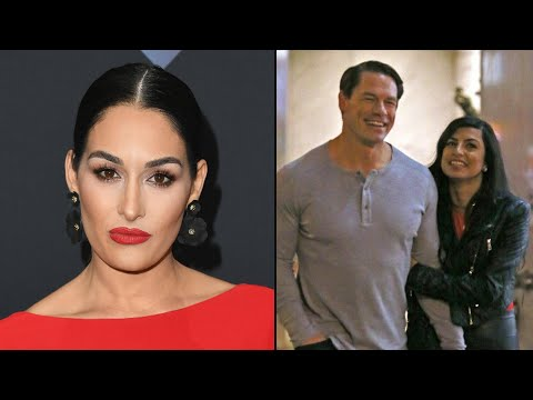 How Nikki Bella Reacted to Seeing John Cena With Another Woman