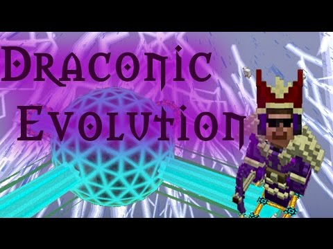 Minecraft - Poradnik - Draconic Evolution - Energy Core, Energy Relay