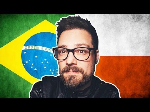Why I left BRAZIL for POLAND (and started Myslovitz fan club) [Kult America]