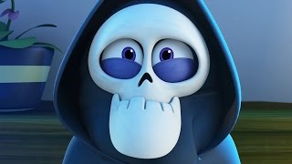 Funny Animated Cartoon | Spookiz Brand New Teacher...