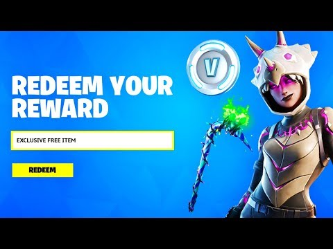 HOW TO GET FREE ITEMS CODES IN FORTNITE! (Free Codes)