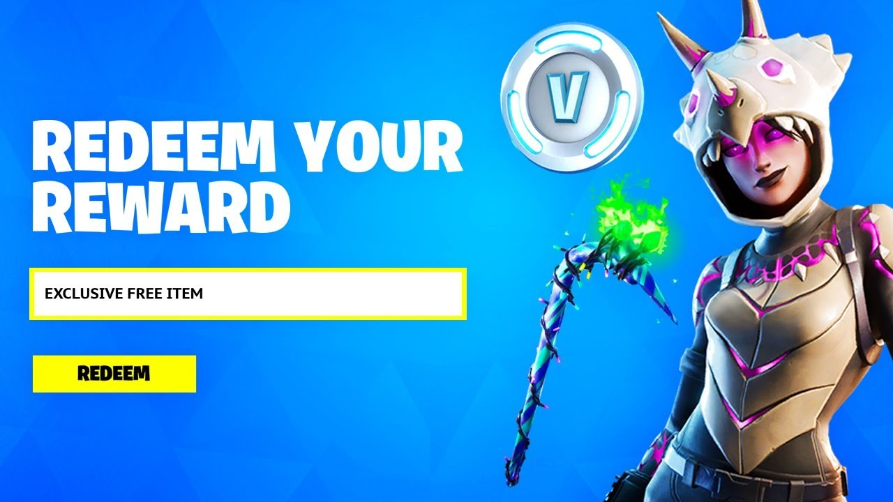 HOW TO GET FREE ITEMS CODES IN FORTNITE! (Free Codes ...