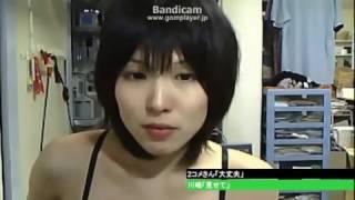 【ニコ生】BAN覚悟でエロ水着で配信をしちゃった女生主【エロ】 thumbnail