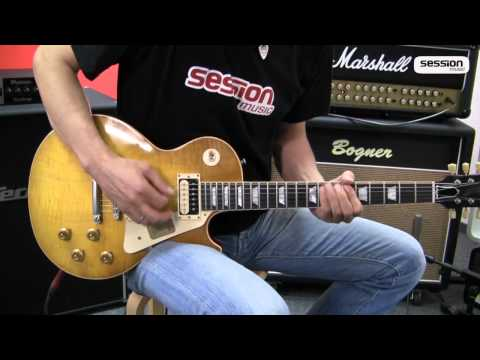 Gibson Les Paul Standard 1959 Sandy Collectors Choice #4