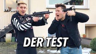 Was wird passieren?! Der Softair Extrem Test! (AB 18)
