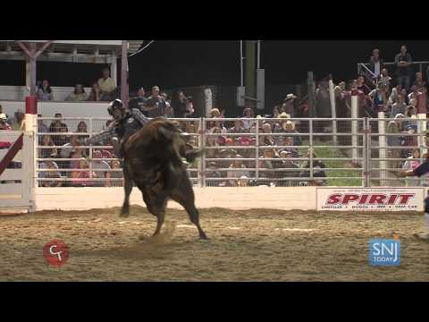 Cowtown Rodeo, Scott Sellers 8/9/2014