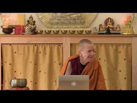 10-02-18 Mind-Generation with Venerable Sangye Khadro
