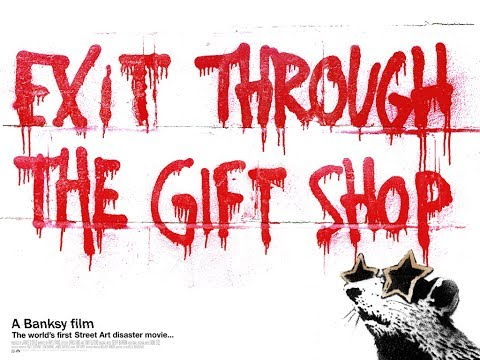 Exit through the gift shop - Banksy - ITA