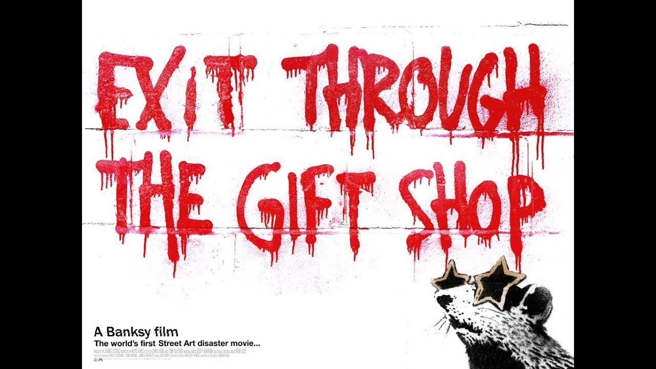 Exit through the gift shop - Banksy - ITALIAN