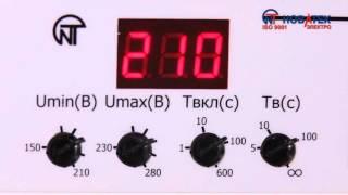 Электронный переключатель фаз ПЭФ от  Новатек Электро(Универсальный автоматический электронный переключатель фаз ПЭФ-301 предназначен для питания промышленной..., 2016-01-21T19:41:54.000Z)
