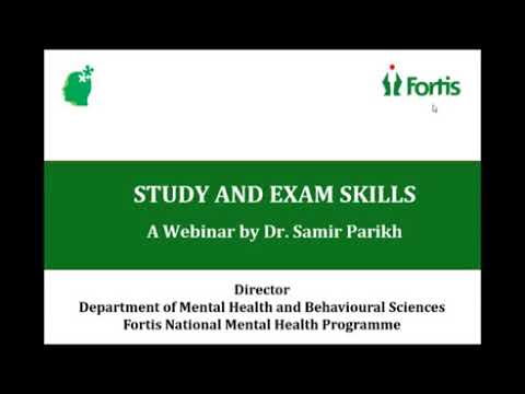 Department of Mental health and Behavioural Sciences videos