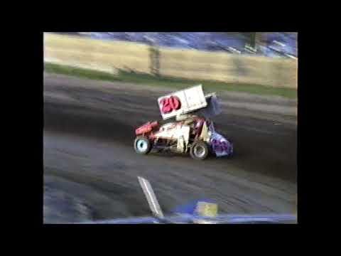 06/30/1990 Wilmot Sprint Heats & Semi