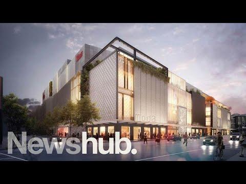 Sneak Peek At Newmarket's New Westfield Mega Mall | Newshub