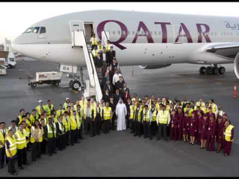 AIR INDIA vs QATAR AIRWAYS (photos)