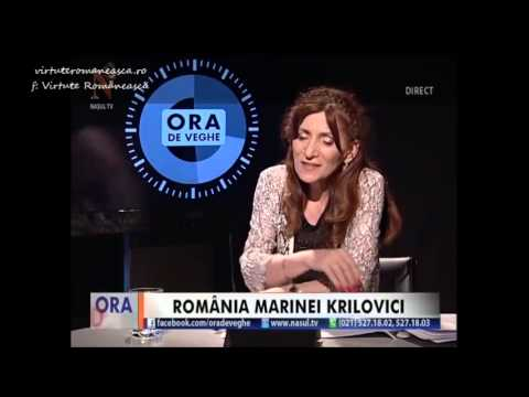 Marina Krilovici - Ora de Veghe - Nasul Tv