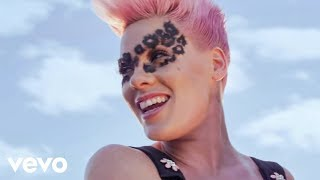 P!nk - Blow Me (One Last Kiss) (Official Color Version)