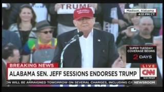 Donald Trump Rally Madison Alabama (February 28, 2016)