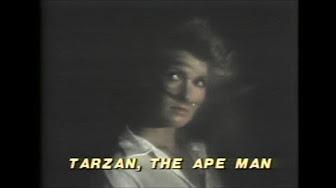 Tarzan The Ape Man 1981 Full Movie Youtube
