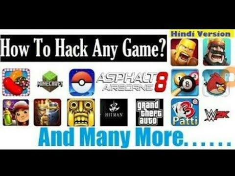 How hack any game (no root)in android by gamer boy