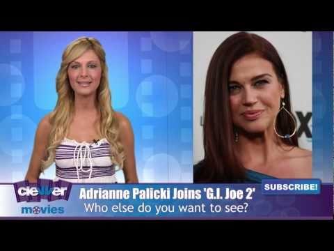 Wonder Woman Adrianne Palicki Joins 'G.I. Joe 2: Cobra Strikes'