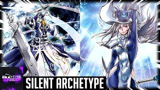 Yugioh Trivia: Silent Magician & Silent Swordsman Archetype