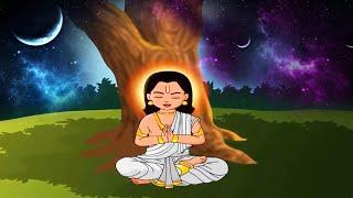 ध्रुव तारा | Dhruv Tara | North Star #MoralStories #Hindi #Kids #Cartoon #Animation