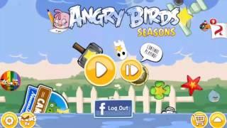Angry Birds Seasons - 🏆THE PIG CHALLENGE🏆